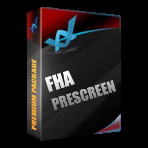 FHA Prescreen